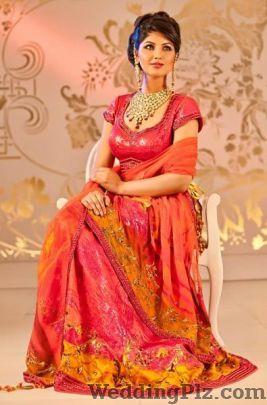 Satya Paul Wedding Lehnga and Sarees weddingplz