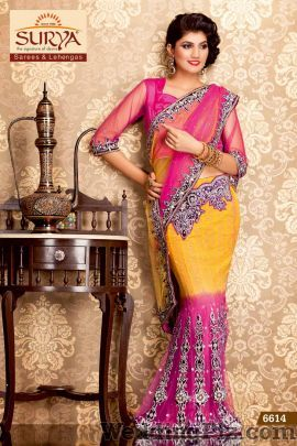 Surya Sarees Wedding Lehnga and Sarees weddingplz