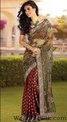 Kalazone Silk Mills Wedding Lehnga and Sarees weddingplz