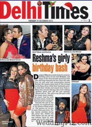 H 2 Bharat Reshma Wedding Lehnga and Sarees weddingplz