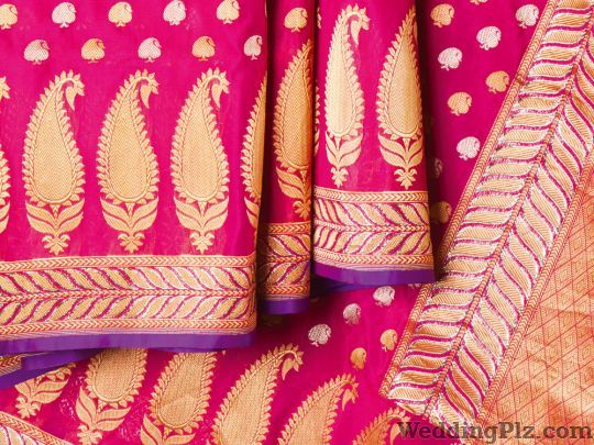 Banaras Ekaya Wedding Lehnga and Sarees weddingplz