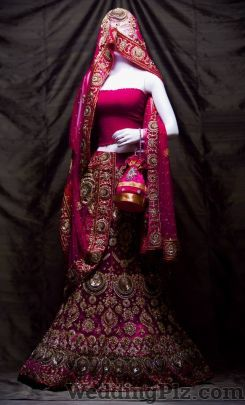 Anjees Wedding Lehnga and Sarees weddingplz