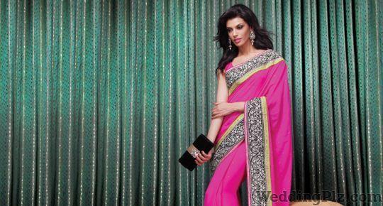 Meena Bazaar Wedding Lehnga and Sarees weddingplz