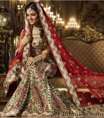Anuradha Wedding Lehnga and Sarees weddingplz