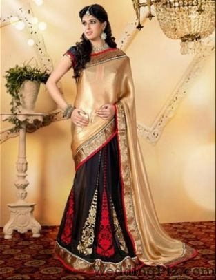 Aradhana Wedding Lehnga and Sarees weddingplz