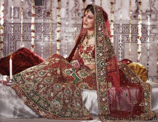 Paaneri Wedding Lehnga and Sarees weddingplz