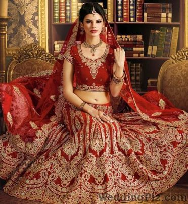 Sajid Design Studio Wedding Lehnga and Sarees weddingplz