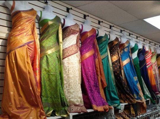 The Girgaon Panche Depot Pvt Ltd Wedding Lehnga and Sarees weddingplz