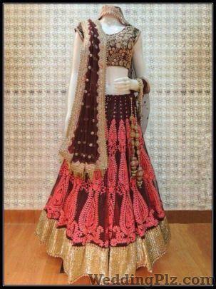 Trinetra Collection Wedding Lehnga and Sarees weddingplz