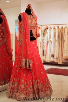 Lucknowi Chikan Wedding Lehnga and Sarees weddingplz
