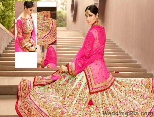 Amritsar Sarees Centre Wedding Lehnga and Sarees weddingplz