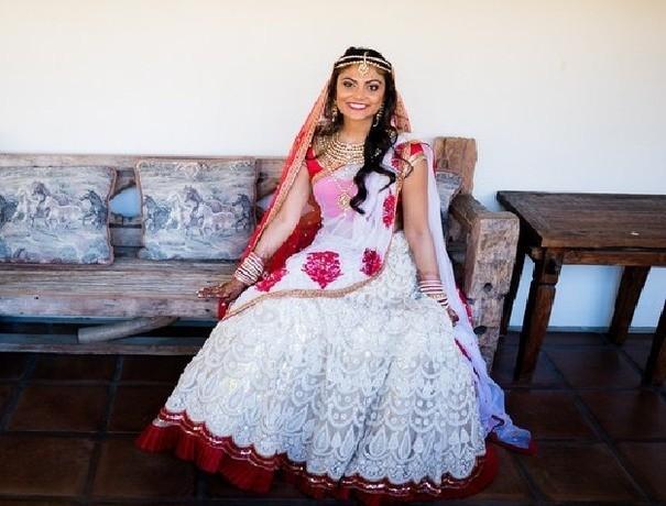 Aanchal Designer Collection Wedding Lehnga and Sarees weddingplz