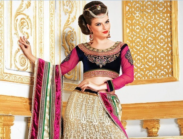 Ashoka Textiles Wedding Lehnga and Sarees weddingplz
