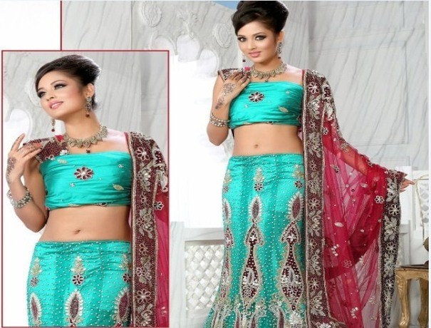 Shivam Textile Wedding Lehnga and Sarees weddingplz