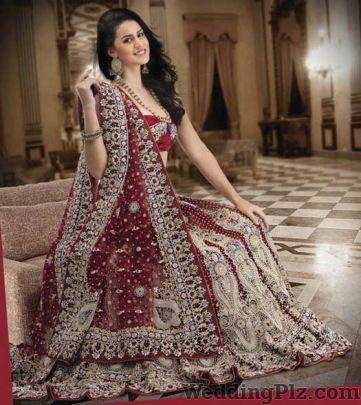 Kamal Textiles Wedding Lehnga and Sarees weddingplz