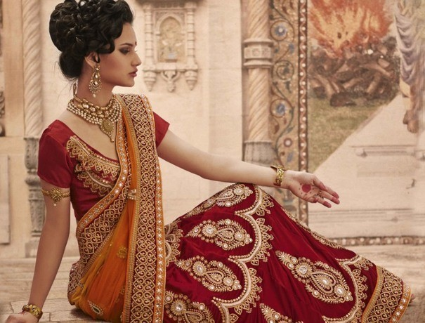 Milan Editions Wedding Lehnga and Sarees weddingplz