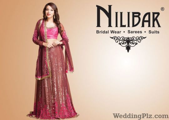 Nilibar Wedding Lehnga and Sarees weddingplz
