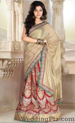 Chaman Saree Centre Wedding Lehnga and Sarees weddingplz