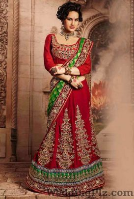 Shyam Creations Wedding Lehnga and Sarees weddingplz