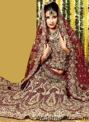 Bhabijis Wedding Lehnga and Sarees weddingplz