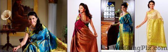 Sri Venkateshwara Textiles Wedding Lehnga and Sarees weddingplz