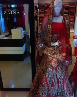ZAINA Wedding Lehnga and Sarees weddingplz
