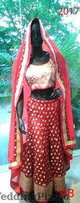 Akshar Bhan Wedding Lehnga and Sarees weddingplz