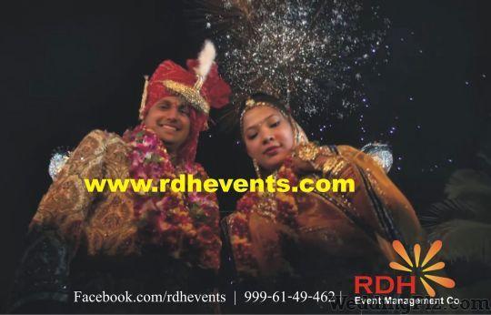 RDH Event Wedding Planners weddingplz