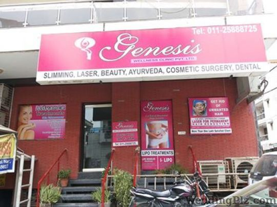 Genesis Wellness Clinic Pvt Ltd Slimming Beauty and Cosmetology Clinic weddingplz
