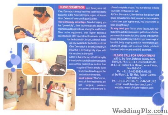 Clinic Dermatech Slimming Beauty and Cosmetology Clinic weddingplz