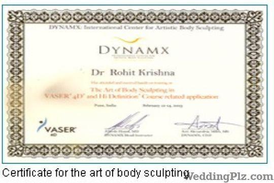 Dr. Rohit Krishna Slimming Beauty and Cosmetology Clinic weddingplz
