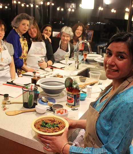 Mrs Anands Cookery Class Cooking Classes weddingplz