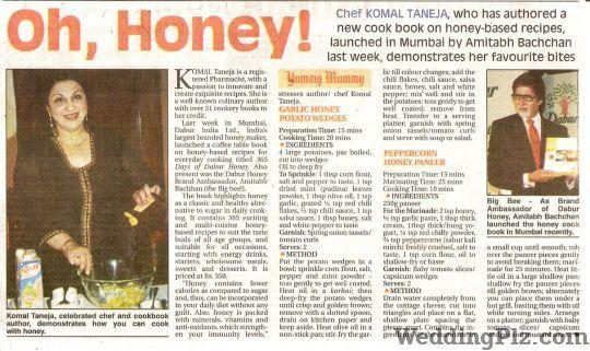 Komals Kitchen Affairs Cooking Classes weddingplz