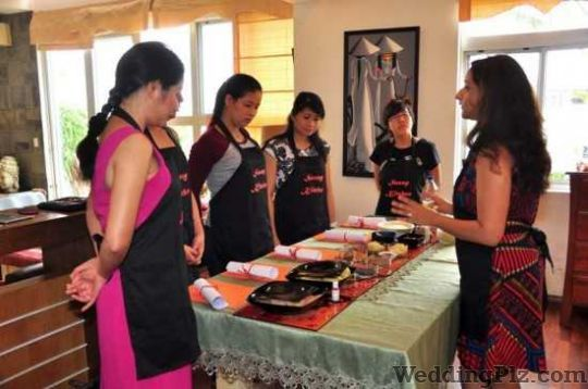 Every Aroma Caterers Cooking Classes weddingplz