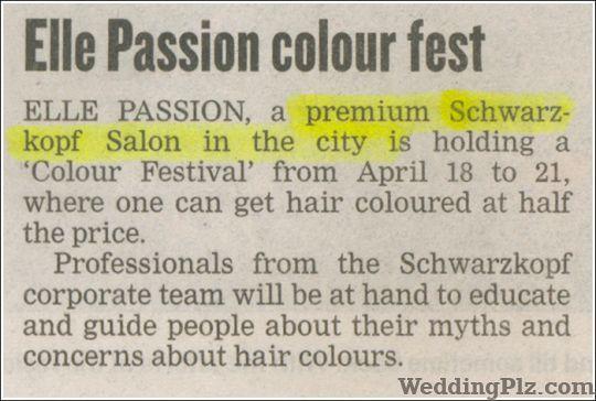 Elle Passion Salon Beauty Parlours weddingplz