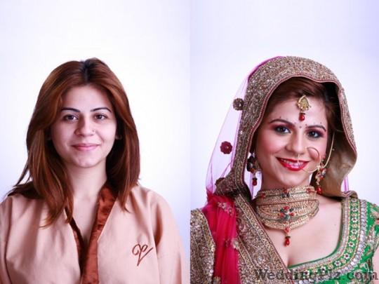 Vidya Tikari Studio Beauty Parlours weddingplz