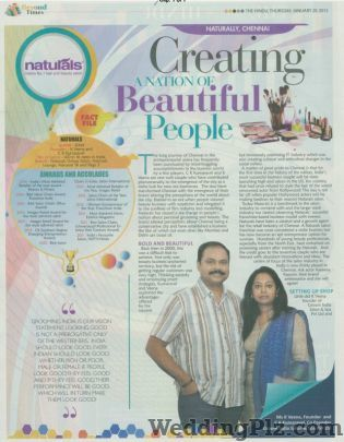 Naturals Beauty Parlours weddingplz