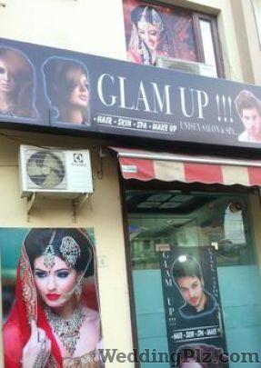 Glam up Unisex Salon Beauty Parlours weddingplz