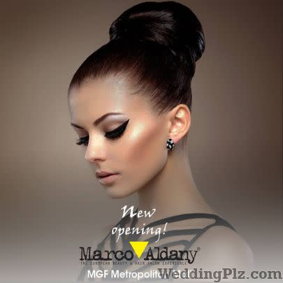 Marco Aldany India Beauty Parlours weddingplz