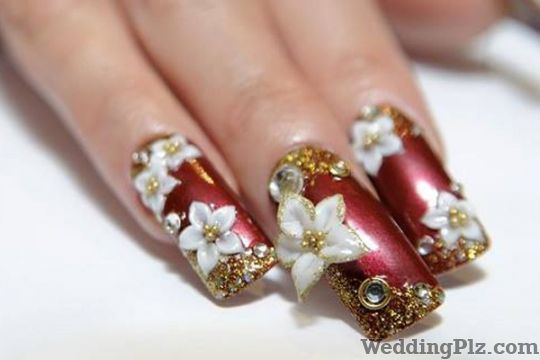 Anujas Nail Studio Nail Art Studios weddingplz
