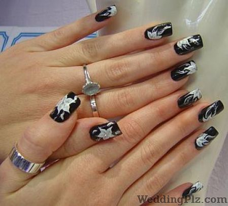 Tattoo Hunters Nail Art Studios weddingplz