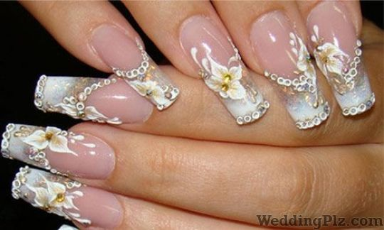Herbal Beauty Parlour Nail Art Studios weddingplz