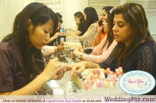 Liquid Glam Nails Studio Nail Art Studios weddingplz