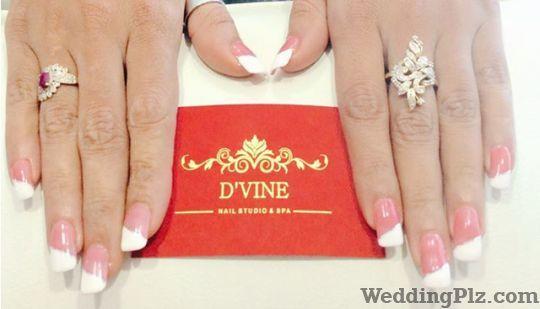 Divine Nail Studio and Spa Nail Art Studios weddingplz