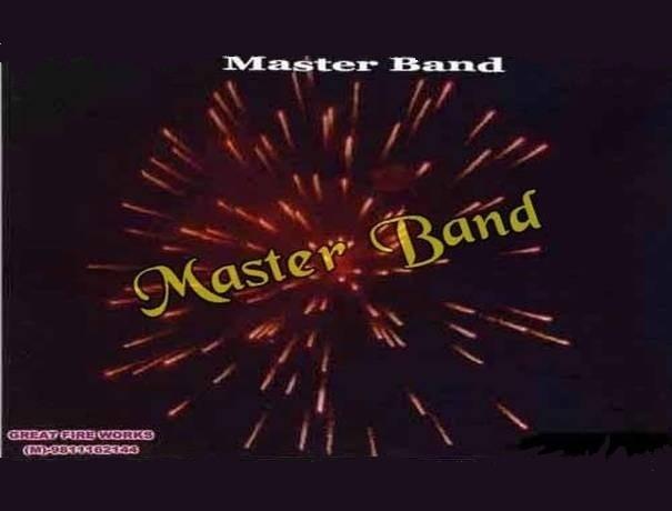 Master Band Fireworks and Crackers weddingplz