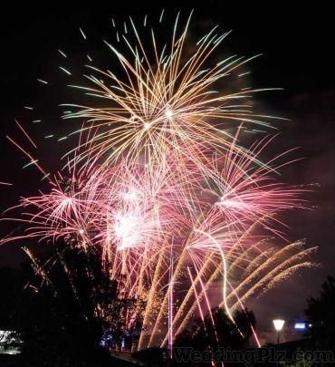 Star Night Fire Works Fireworks and Crackers weddingplz
