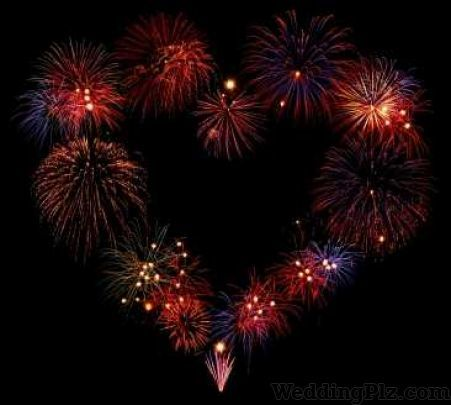 Aman Fire Works Fireworks and Crackers weddingplz