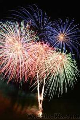 Dharam Fire Works Fireworks and Crackers weddingplz