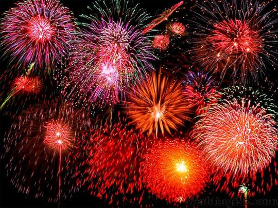 Vikas Band Fireworks and Crackers weddingplz