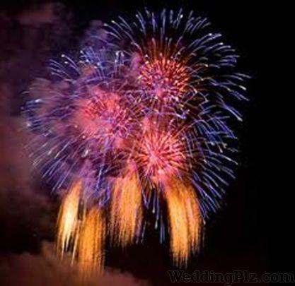 Sahib Band Fireworks and Crackers weddingplz